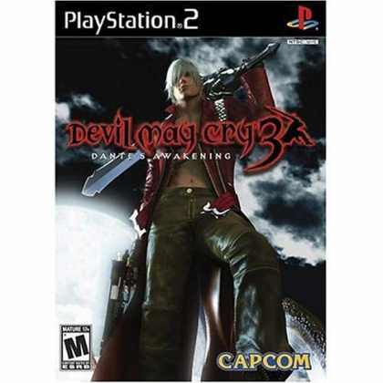 Bestselling Games (2006) - Devil May Cry 3