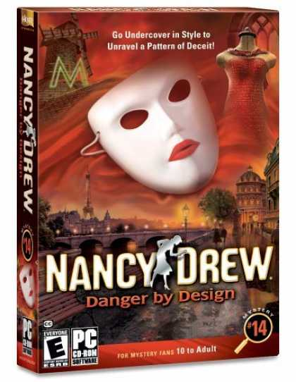 Bestselling Games (2006) - Nancy Drew: Danger by Design