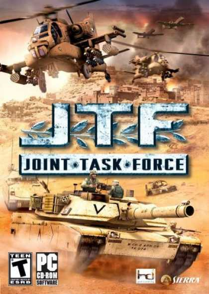 Bestselling Games (2006) - Joint Task Force