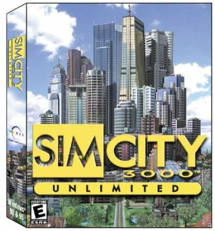 Bestselling Games (2006) - SimCity 3000 Unlimited