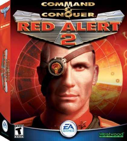 Bestselling Games (2006) - Command & Conquer Red Alert 2