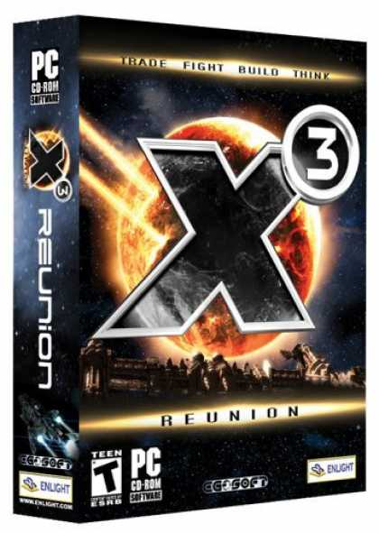 Bestselling Games (2006) - X3: Reunion