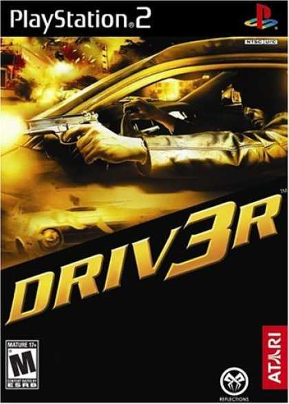 Bestselling Games (2006) - Driv3r