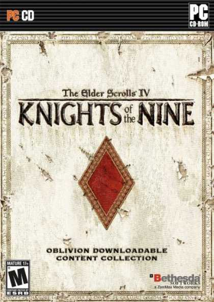 Bestselling Games (2006) - The Elder Scrolls IV: Knights of the Nine