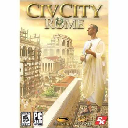 Bestselling Games (2006) - CivCity: Rome