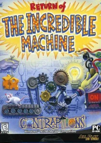 Bestselling Games (2006) - RETURN OF THE INCREDIBLE MACHINE CONTRAPTIONS