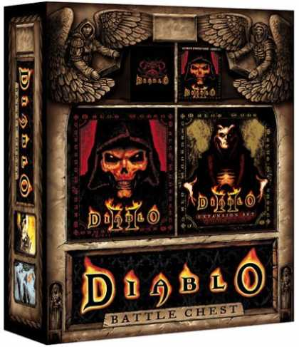 Bestselling Games (2006) - Diablo Battle Chest
