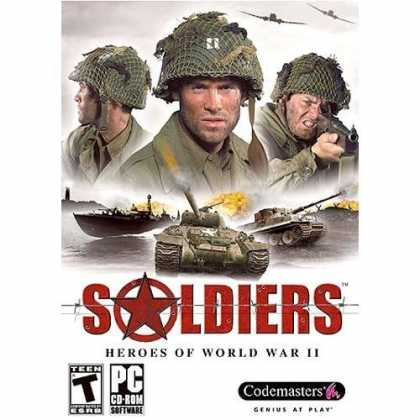 Bestselling Games (2006) - Soldiers: Heroes Of World War II