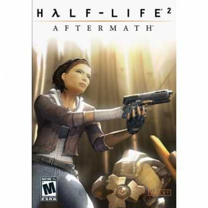Bestselling Games (2006) - HalfLife 2 Episode One (DVD)
