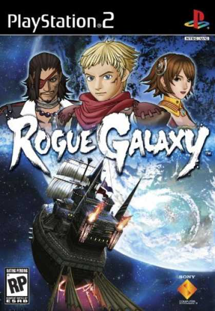 Bestselling Games (2006) - Rogue Galaxy