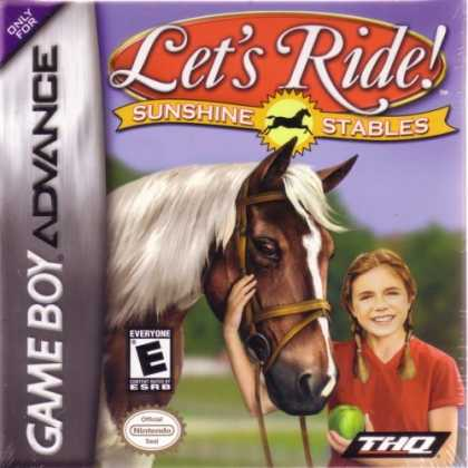 Bestselling Games (2006) - Let's Ride Sunshine Stables