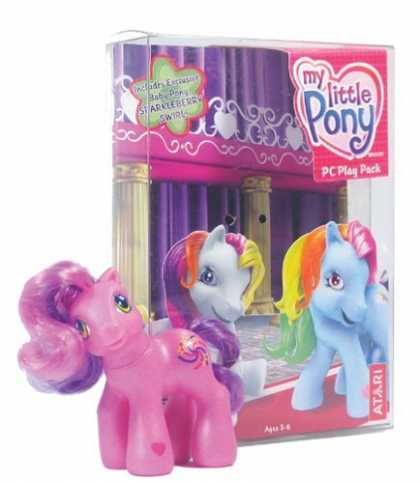 Bestselling Games (2006) - My Little Pony PC Play Pack
