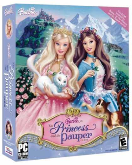Bestselling Games (2006) - Barbie Princess and the Pauper