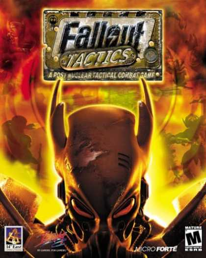 Bestselling Games (2006) - Fallout Tactics: Brotherhood of Steel