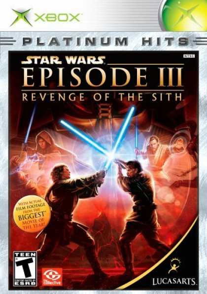 Bestselling Games (2006) - Star Wars Episode III Revenge of the Sith