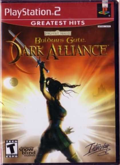 Bestselling Games (2006) - Baulder's Gate: Dark Alliance for PlayStation 2