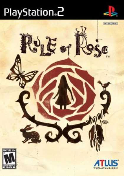 Bestselling Games (2006) - Rule of Rose