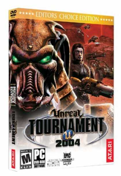 Bestselling Games (2006) - Unreal Tournament 2004 - Editor's Choice (DVD)