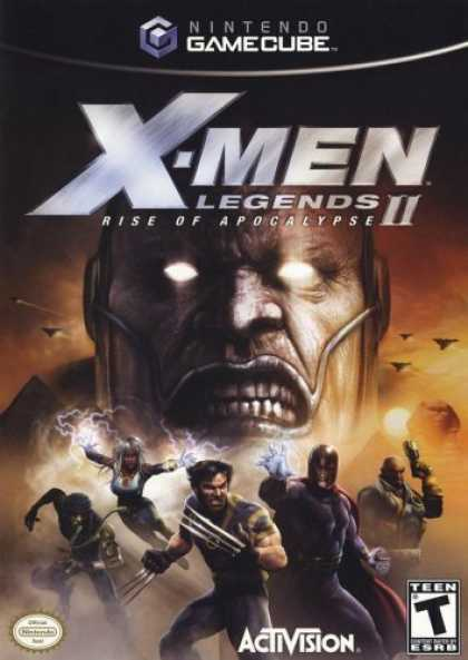 Bestselling Games (2006) - X-Men Legends II Rise of the Apocalypse