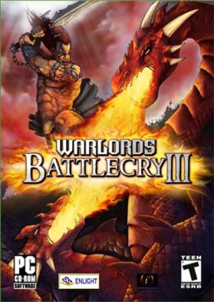 Bestselling Games (2006) - Warlords BattleCry 3