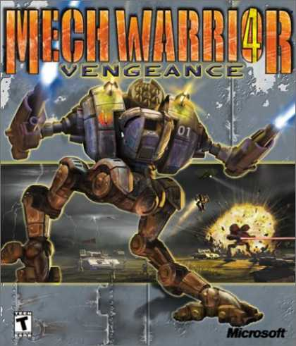 Bestselling Games (2006) - Mech Warrior 4: Vengeance