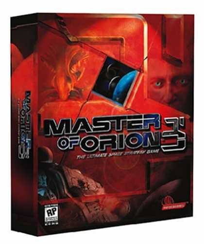 Bestselling Games (2006) - Master of Orion 3