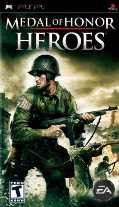Bestselling Games (2006) - Medal of Honor: Heroes