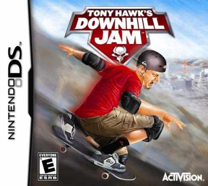 Bestselling Games (2006) - Tony Hawk's Down Hill Jam