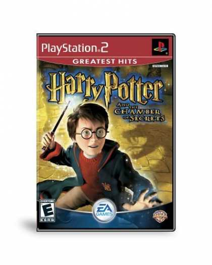 Bestselling Games (2006) - Harry Potter and the Chamber of Secrets for PlayStation 2