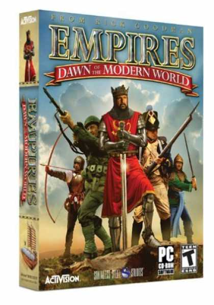 Bestselling Games (2006) - Empires: Dawn of the Modern World