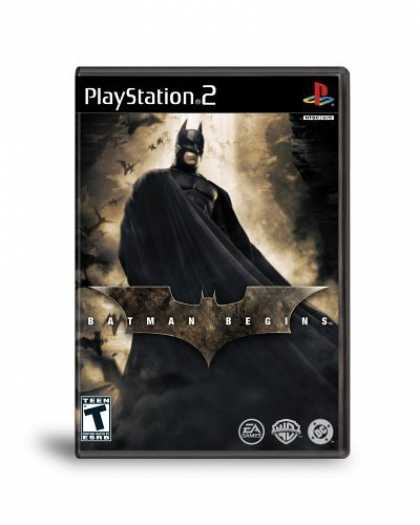 Bestselling Games (2006) - Batman Begins