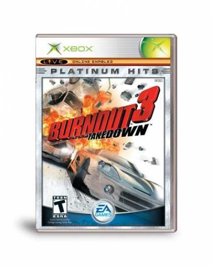 Bestselling Games (2006) - Burnout 3 Takedown