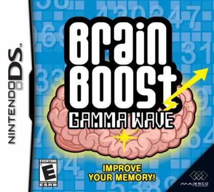 Bestselling Games (2006) - Brain Boost: Gamma Wave