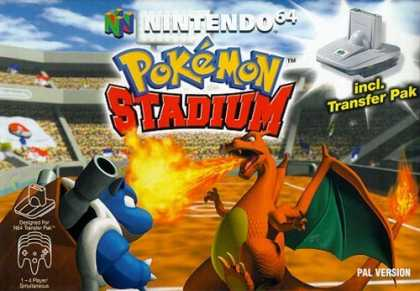 Bestselling Games (2006) - Pokemon - Stadium