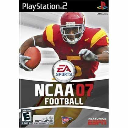 Bestselling Games (2006) - NCAA Football 07