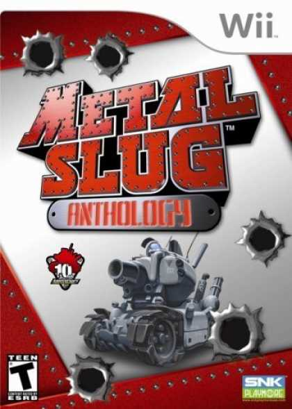 Bestselling Games (2006) - Metal Slug Anthology