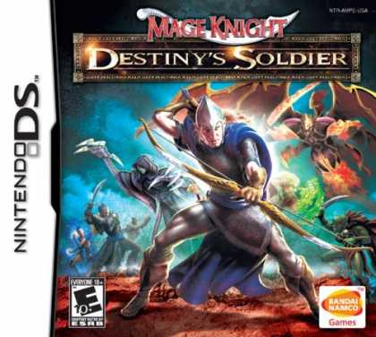 Bestselling Games (2006) - Mage Knight Destiny's Soldier