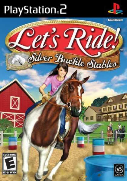 Bestselling Games (2006) - Let's Ride Silver Buckle Stables