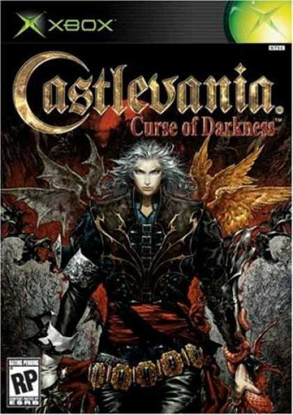 Bestselling Games (2006) - Castlevania Curse of Darkness