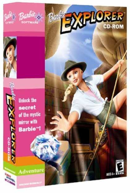 Bestselling Games (2006) - Barbie Explorer