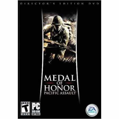 Bestselling Games (2006) - Medal of Honor Pacific Assault: Director's Edition