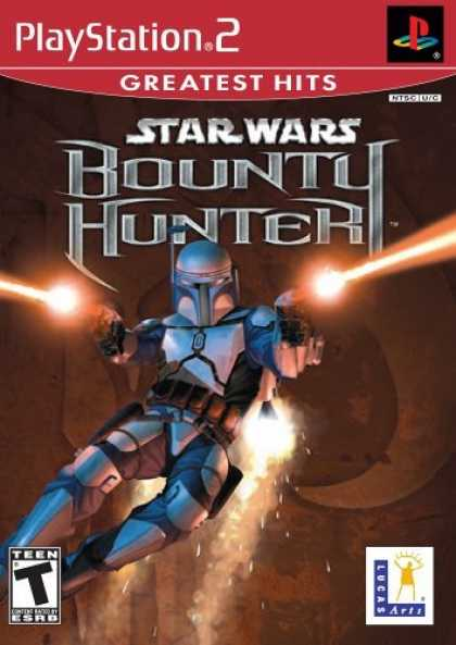 Bestselling Games (2006) - Star Wars Bounty Hunter