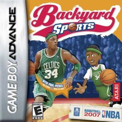 Bestselling Games (2006) - Backyard Basketball 2007