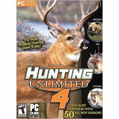 Bestselling Games (2006) - Hunting Unlimited 4