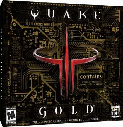 Bestselling Games (2006) - Quake 3 Gold (Jewel Case)