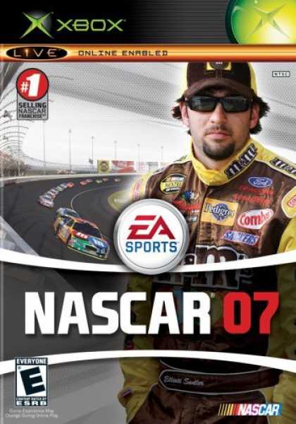 Bestselling Games (2006) - NASCAR 2007 (Xbox)