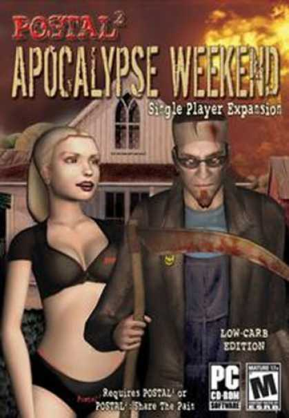 Bestselling Games (2006) - Postal 2: Apocalypse Weekend Expansion Pack