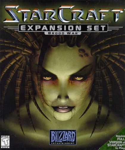 Bestselling Games (2006) - StarCraft Expansion Pack: Brood War