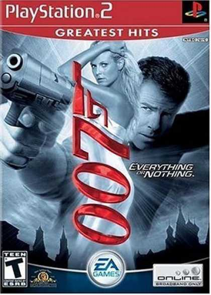 Bestselling Games (2006) - James Bond 007: Everything or Nothing