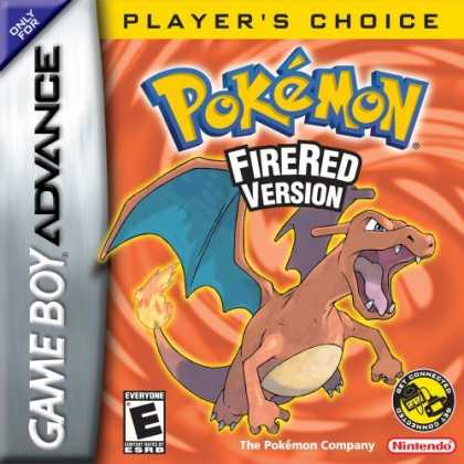 Bestselling Games (2006) - Pokemon Fire Red Version